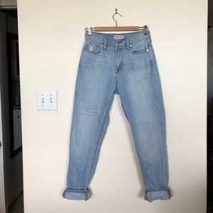 Madewell summer jeans size 26
